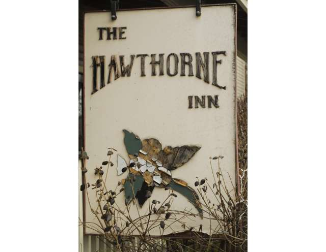 $25 Gift Certificate for The Hawthorne Inn