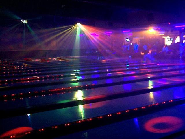 $5 for $15 worth of Cosmic Bowling at Oasis Lanes in Union
